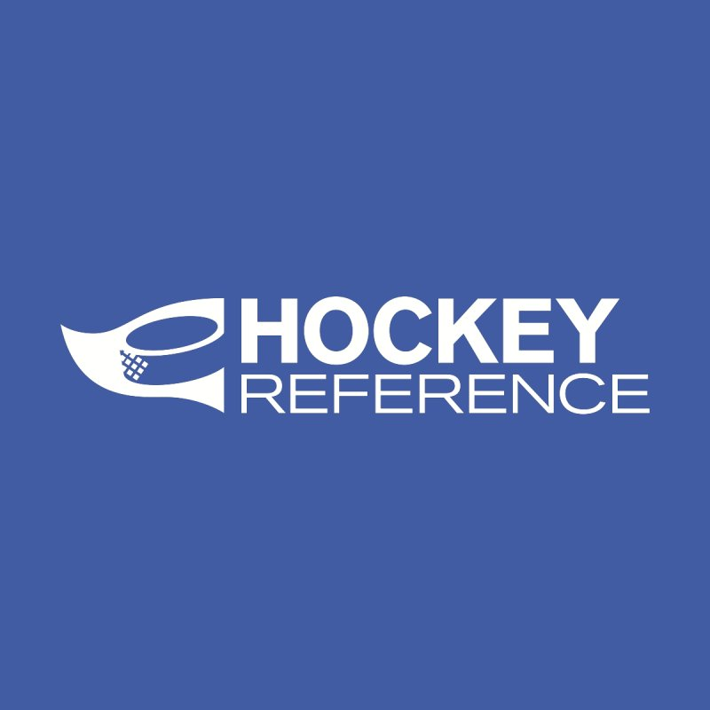 Hockey Reference Shirt Men's T-Shirt by Sports Reference Shop