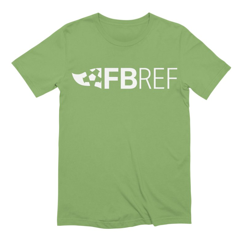 FBref Shirt Men's T-Shirt by Sports Reference Shop