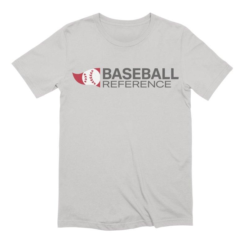 Baseball Reference Shirt (Light) Men's T-Shirt by Sports Reference Shop