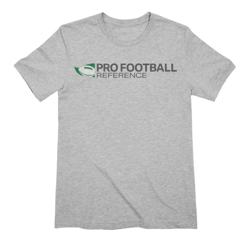 Pro Football Reference Shirt (Light) Men's T-Shirt by Sports Reference Shop