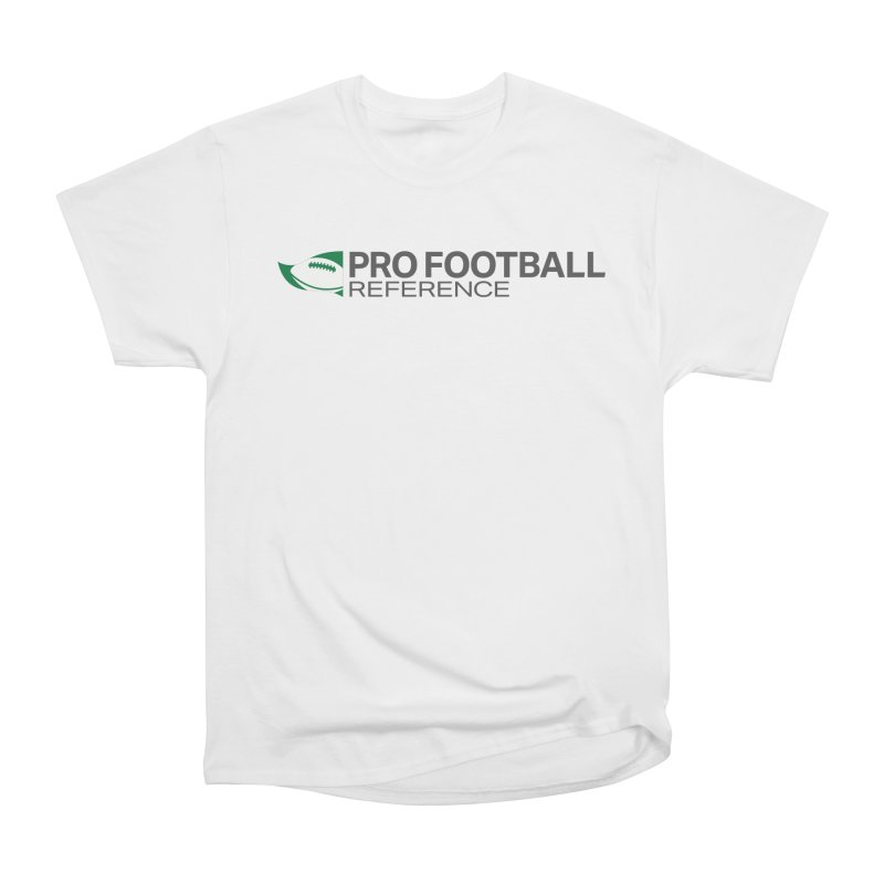 Pro Football Reference Shirt (Light) Women's T-Shirt by Sports Reference Shop