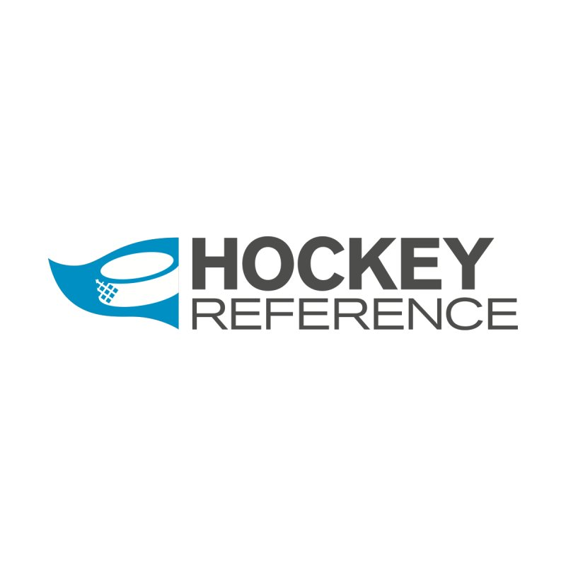 Hockey Reference Shirt (Light) Men's T-Shirt by Sports Reference Shop