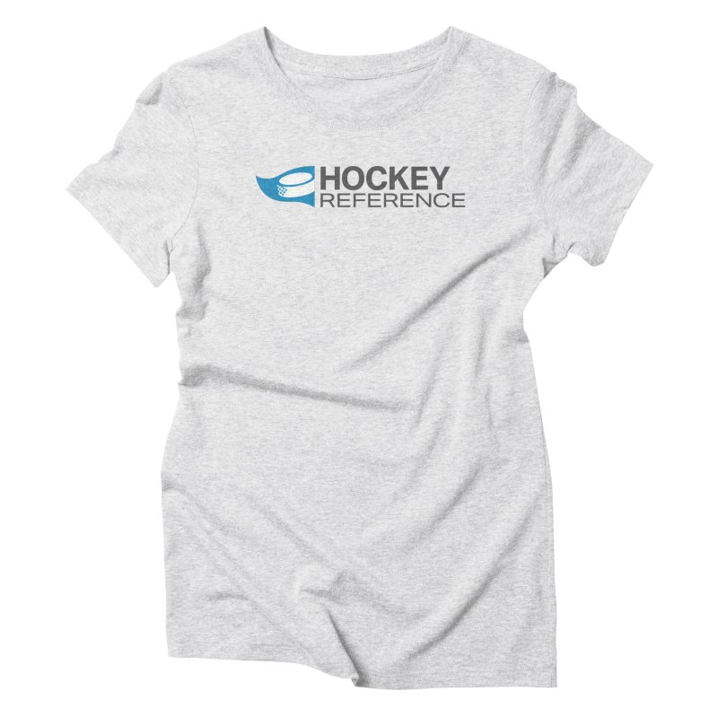 Hockey Reference Shirt (Light) Women's T-Shirt by Sports Reference Shop