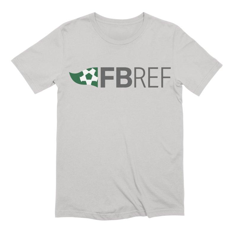 FBref Shirt (Light) Men's T-Shirt by Sports Reference Shop