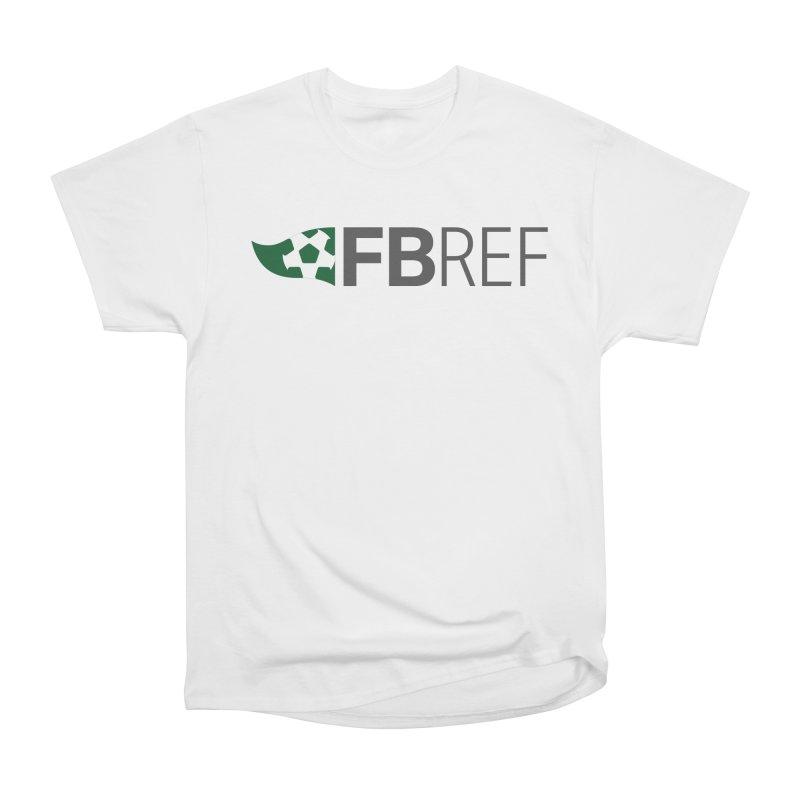 FBref Shirt (Light) Women's T-Shirt by Sports Reference Shop