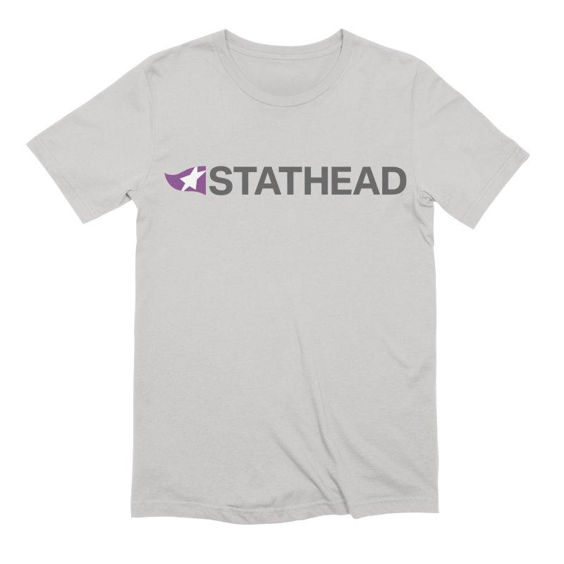 Stathead Shirt (Light) Men's T-Shirt by Sports Reference Shop