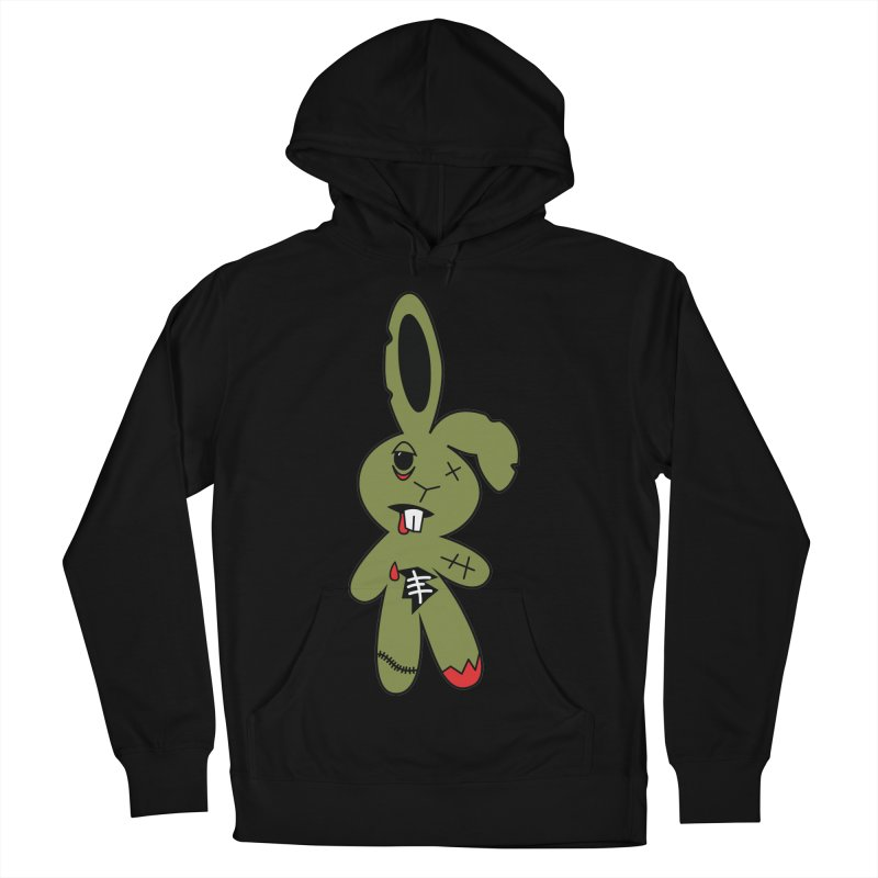 Zombunny Women's Pullover Hoody by Spot Colors's Artist Shop