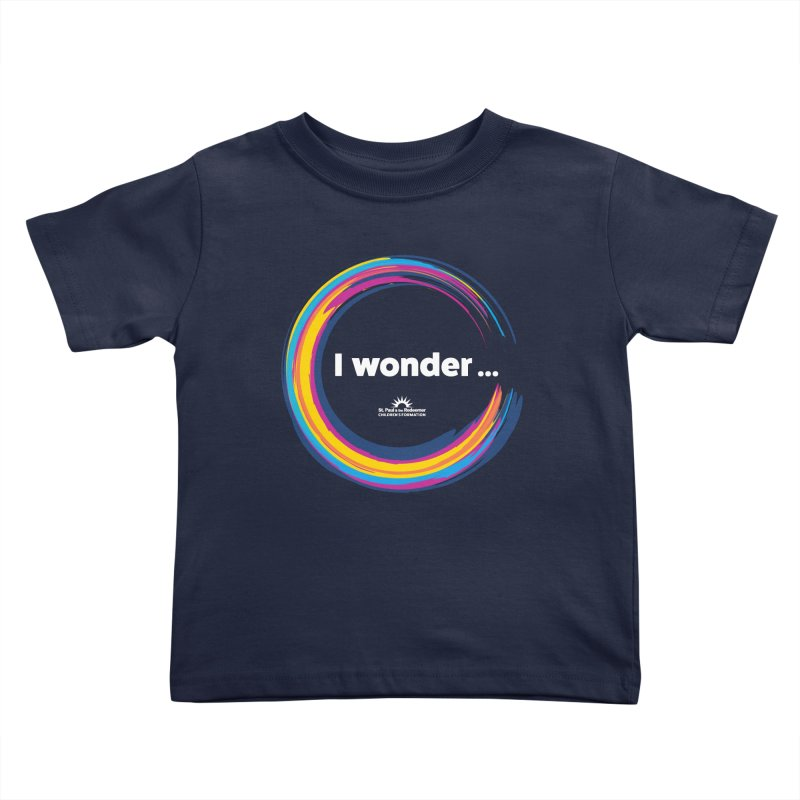 Children's Formation Kids Toddler T-Shirt by St. Paul & the Redeemer