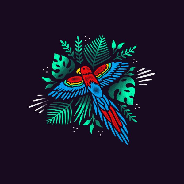 image for Soaring Parrot