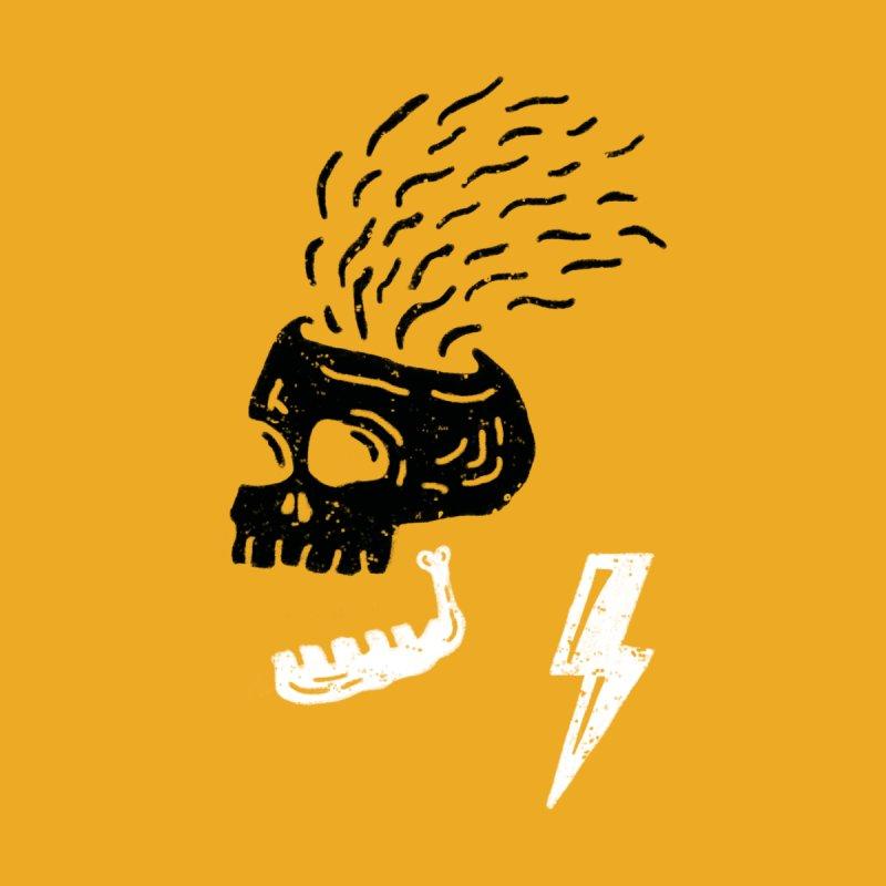 Golden Brain Waves Accessories Mug by Spring Break Jake's Artist Shop