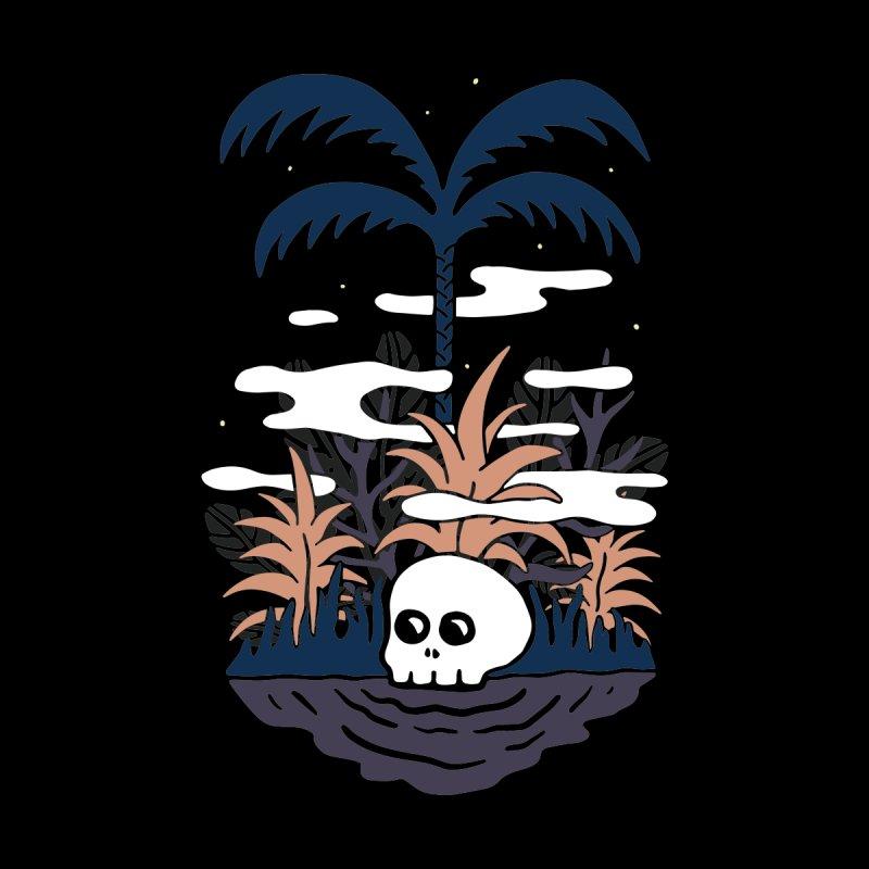 Sleepy Skull Men's T-Shirt by Spring Break Jake's Artist Shop