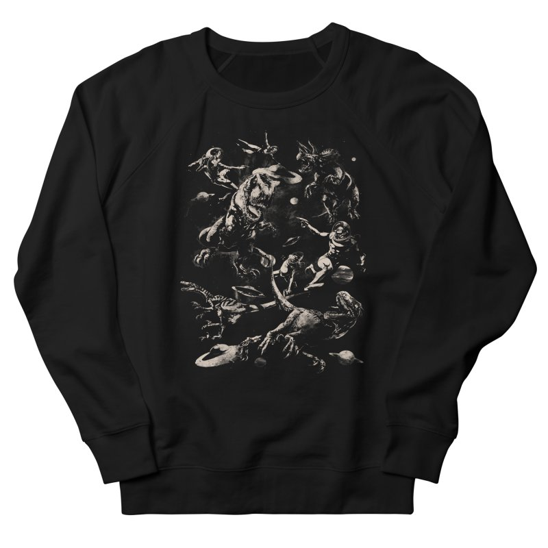 Extinction Men's Sweatshirt by spykeee's Artist Shop