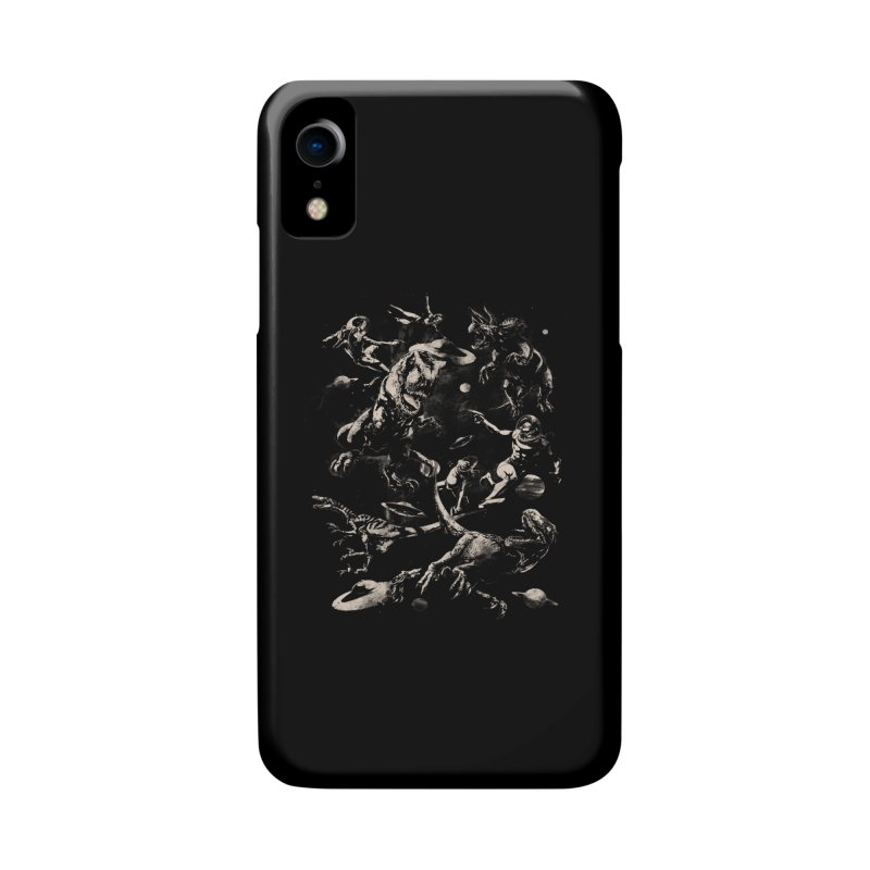 Extinction Accessories Phone Case by SPYKEEE's Artist Shop
