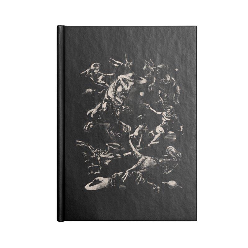 Extinction Accessories Notebook by SPYKEEE's Artist Shop