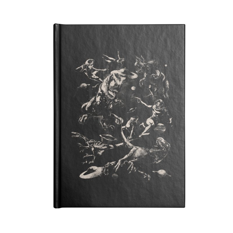 Extinction Accessories Notebook by SPYKEEE's Artist Shop
