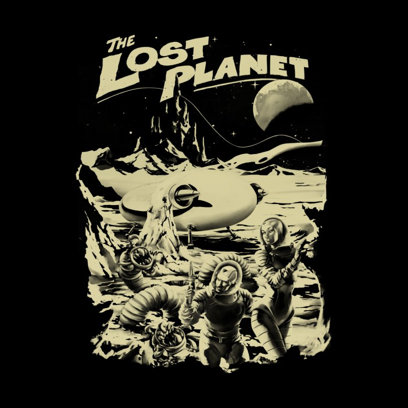 Lost Men's Tank by SPYKEEE's Artist Shop
