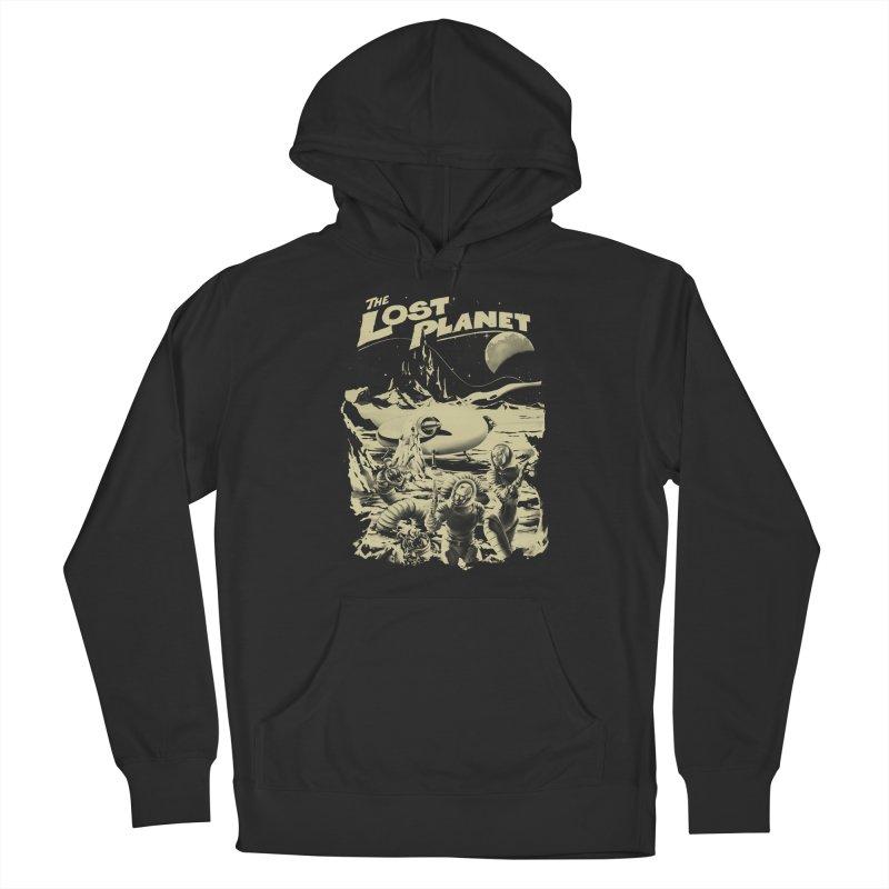 Lost Men's Pullover Hoody by SPYKEEE's Artist Shop