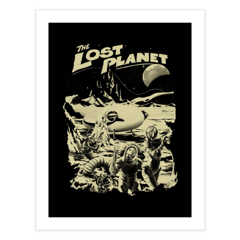 Lost Home Fine Art Print by SPYKEEE's Artist Shop