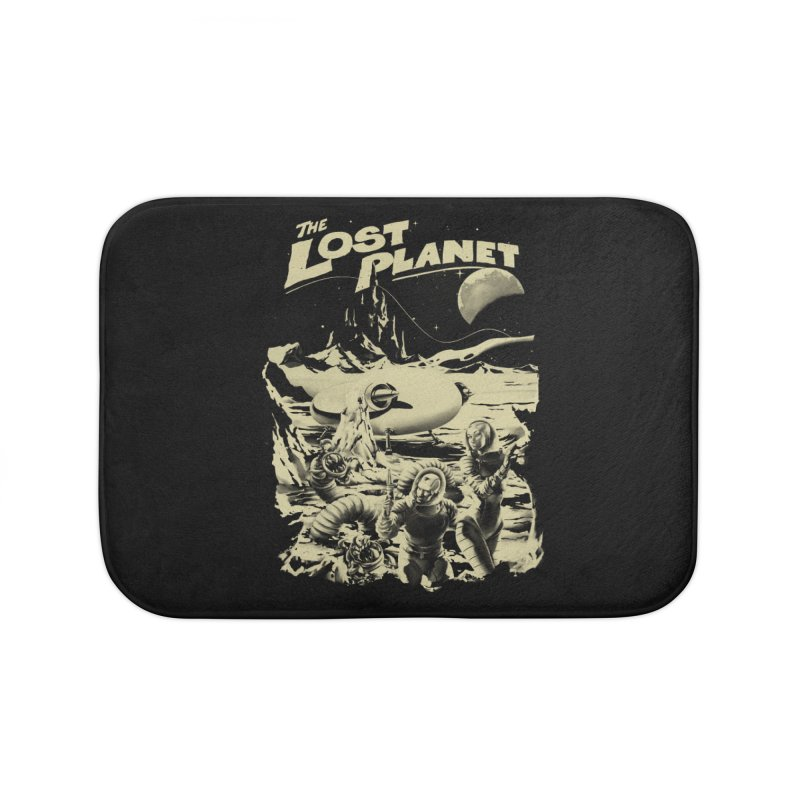 Lost Home Bath Mat by SPYKEEE's Artist Shop