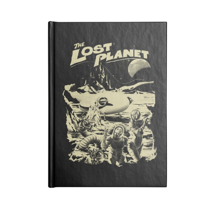 Lost Accessories Notebook by SPYKEEE's Artist Shop