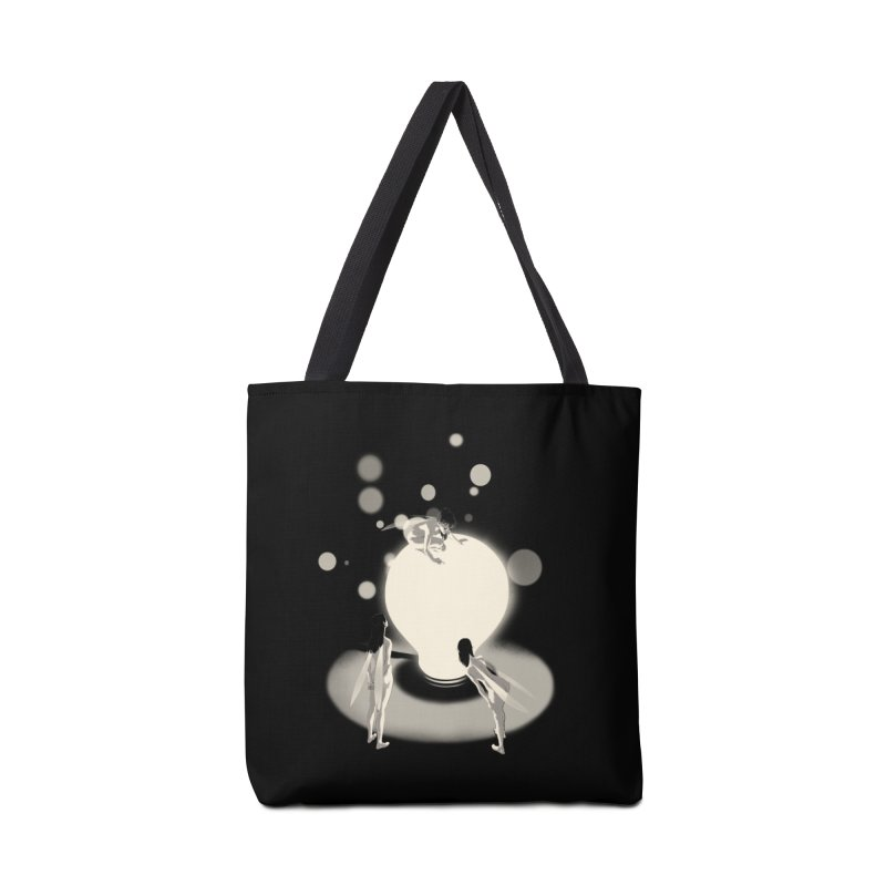 The Curious One Accessories Bag by SPYKEEE's Artist Shop