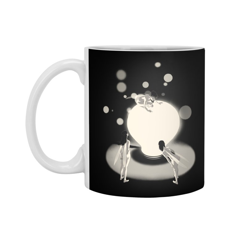 The Curious One Accessories Standard Mug by SPYKEEE's Artist Shop
