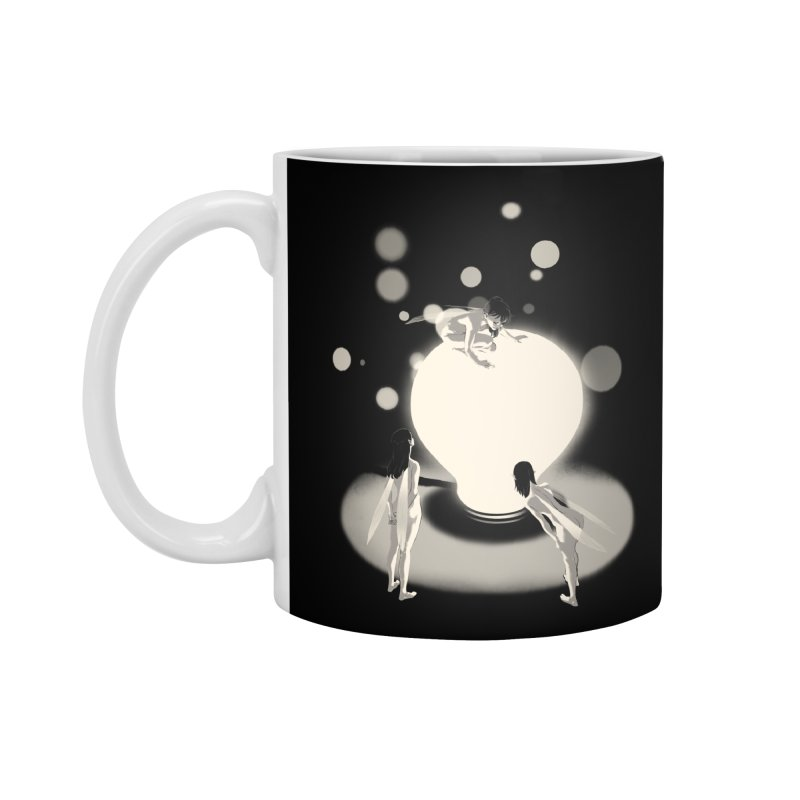 The Curious One Accessories Mug by SPYKEEE's Artist Shop