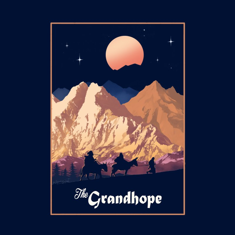 The Grandhope None  by spykeee's Artist Shop