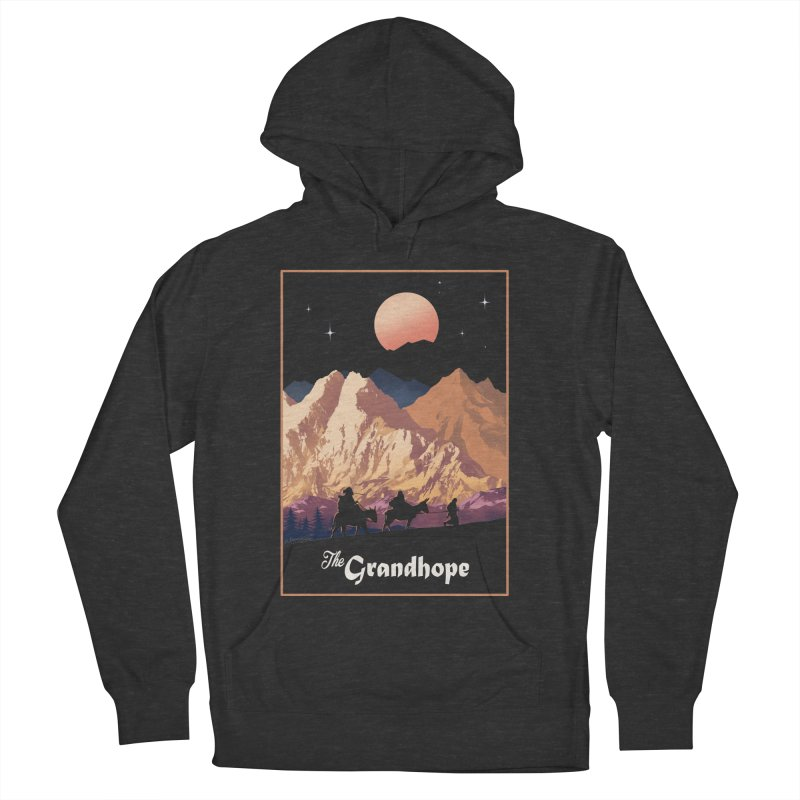 The Grandhope Women's French Terry Pullover Hoody by SPYKEEE's Artist Shop