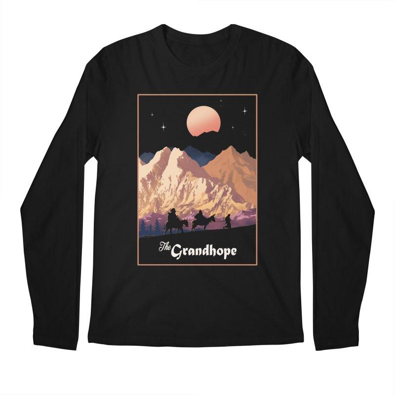 The Grandhope Men's Regular Longsleeve T-Shirt by SPYKEEE's Artist Shop