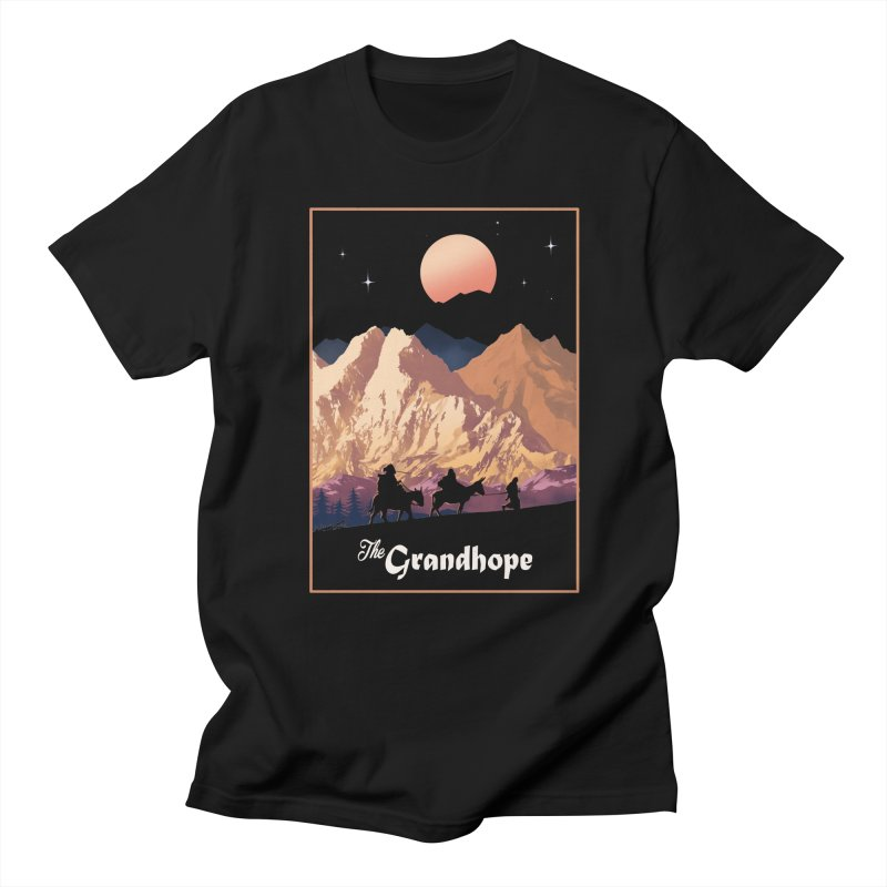 The Grandhope Women's Unisex T-Shirt by spykeee's Artist Shop