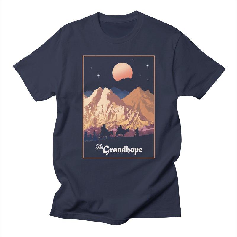 The Grandhope Women's Regular Unisex T-Shirt by SPYKEEE's Artist Shop