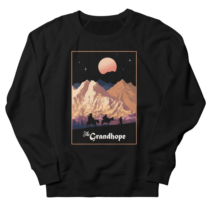 The Grandhope Women's French Terry Sweatshirt by SPYKEEE's Artist Shop