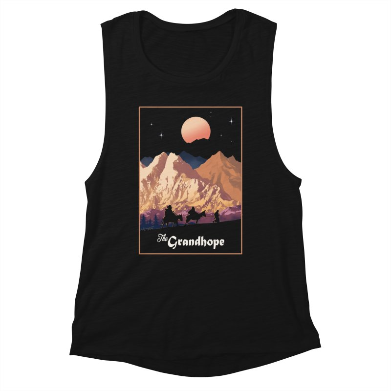 The Grandhope Women's Muscle Tank by SPYKEEE's Artist Shop