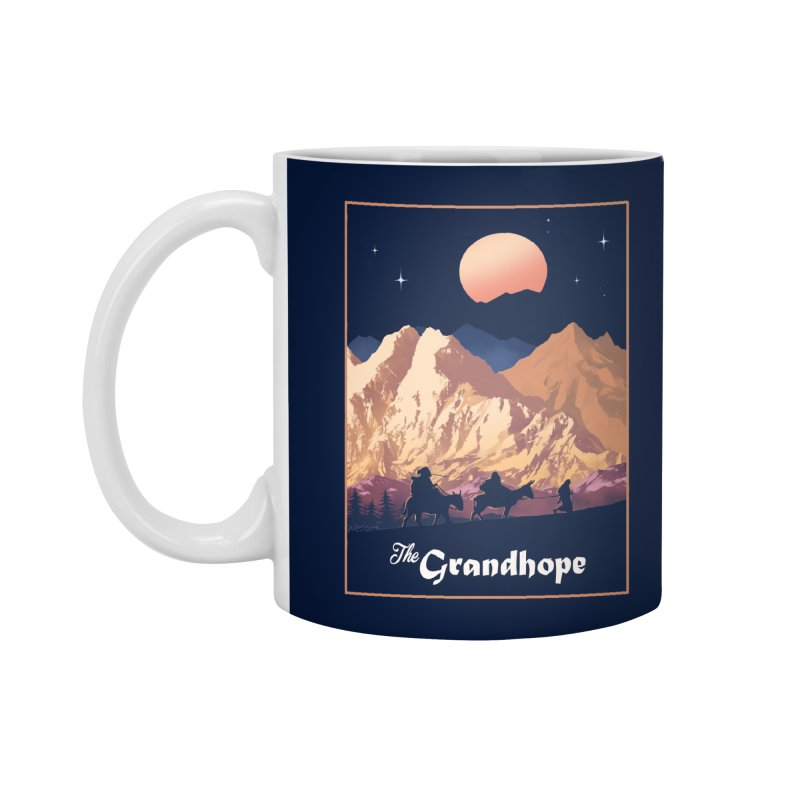 The Grandhope Accessories Standard Mug by SPYKEEE's Artist Shop