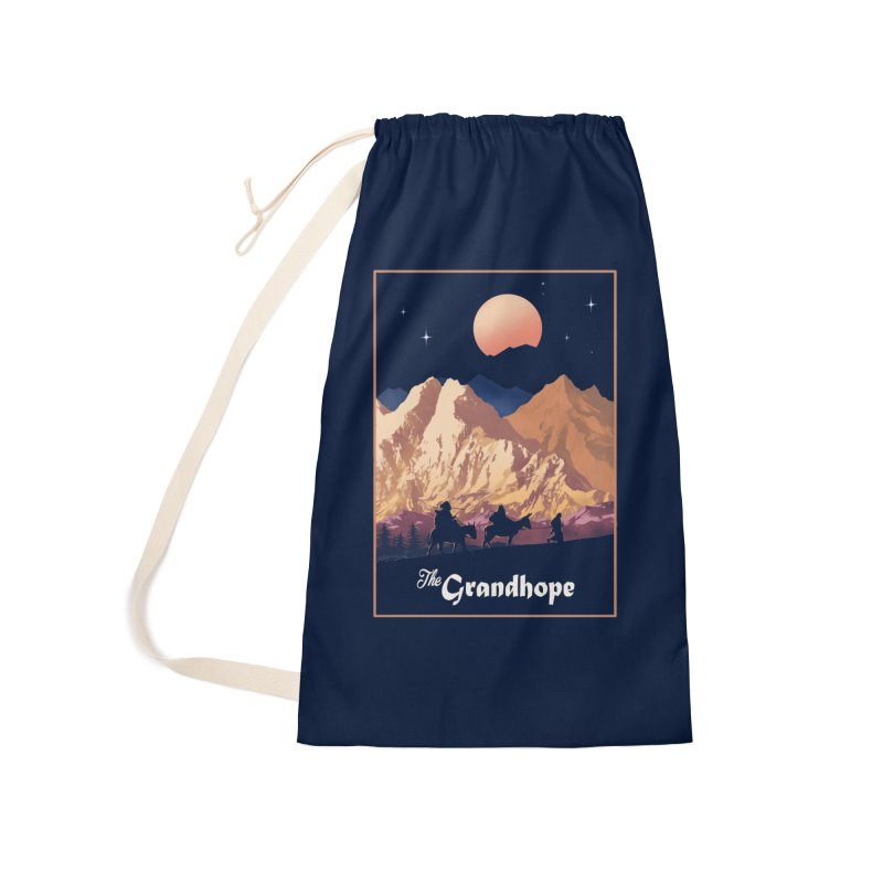 The Grandhope Accessories Laundry Bag Bag by SPYKEEE's Artist Shop