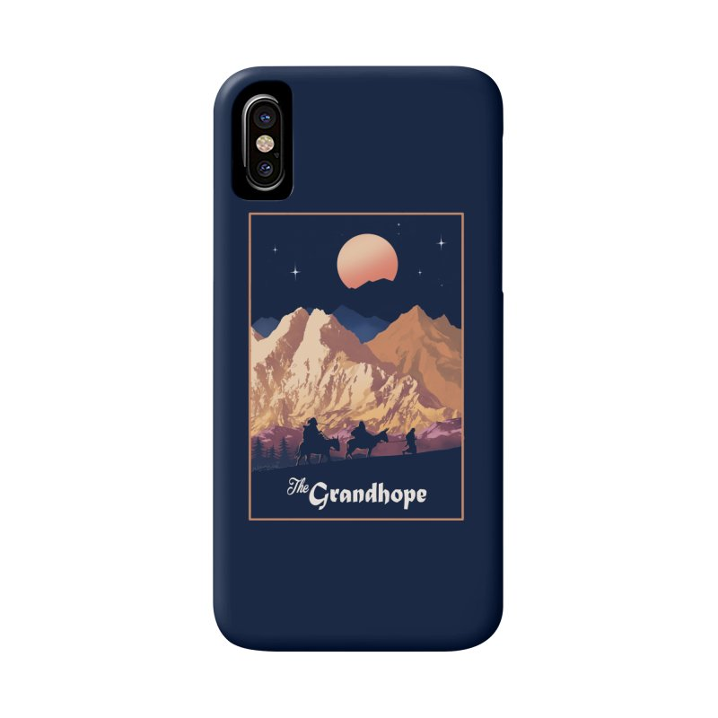 The Grandhope Accessories Phone Case by SPYKEEE's Artist Shop