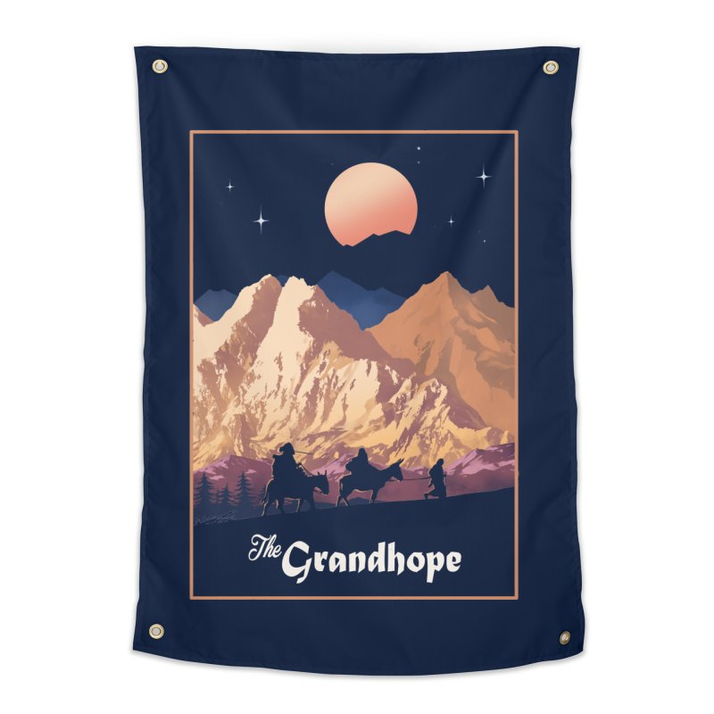 The Grandhope Home Tapestry by SPYKEEE's Artist Shop