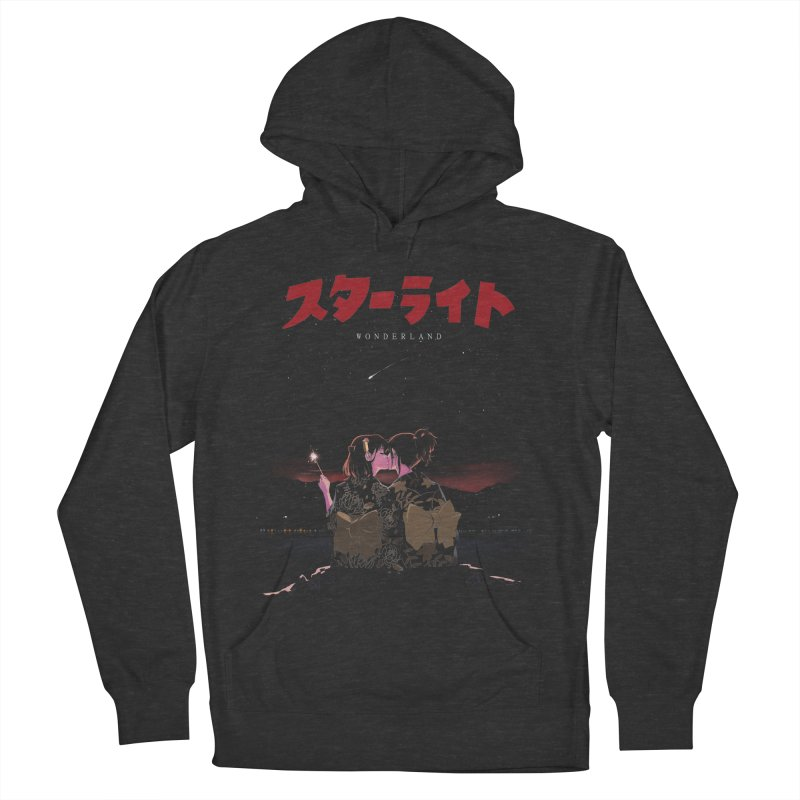 Starlight Men's French Terry Pullover Hoody by SPYKEEE's Artist Shop