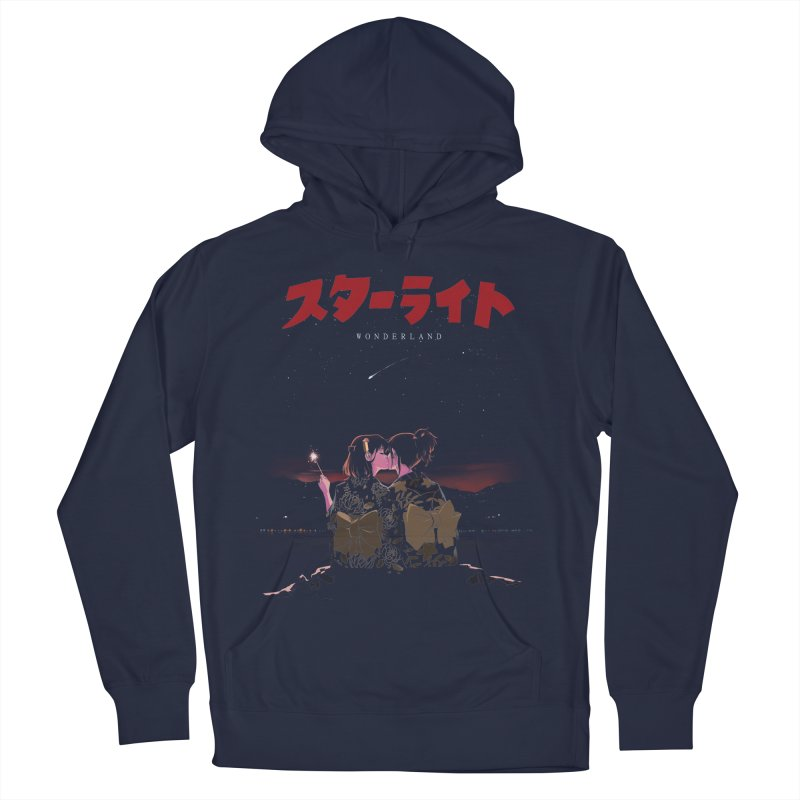 Starlight Men's Pullover Hoody by SPYKEEE's Artist Shop