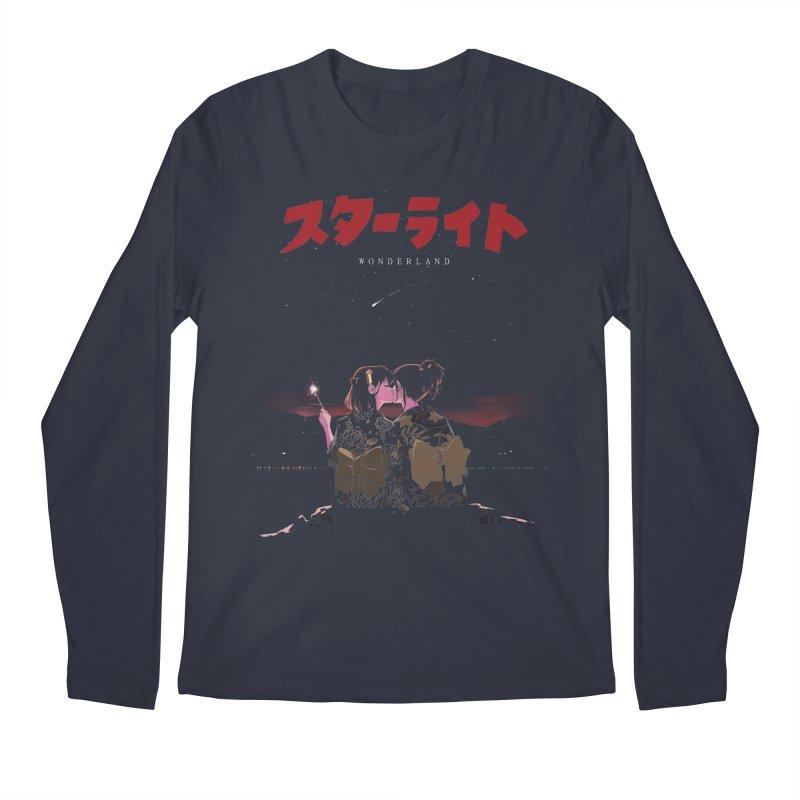 Starlight Men's Longsleeve T-Shirt by SPYKEEE's Artist Shop