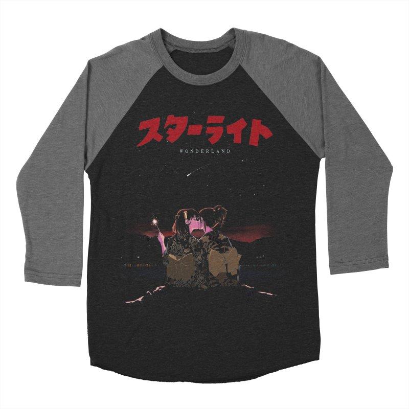 Starlight Men's Baseball Triblend T-Shirt by SPYKEEE's Artist Shop