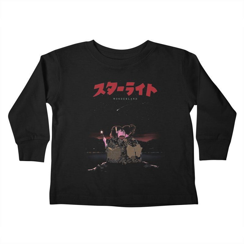 Starlight Kids Toddler Longsleeve T-Shirt by SPYKEEE's Artist Shop