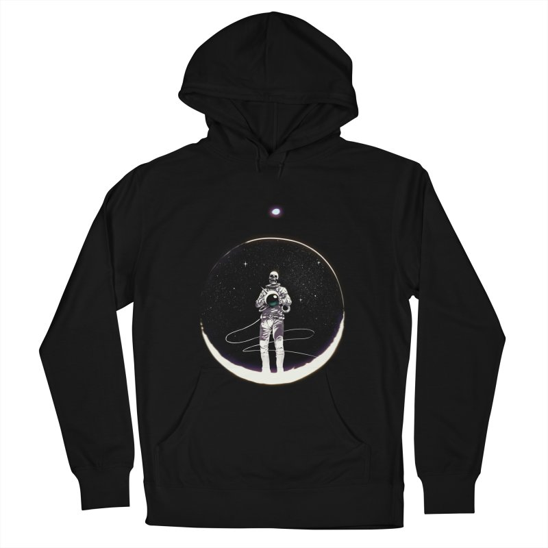 SPACE HEKOG Men's French Terry Pullover Hoody by SPYKEEE's Artist Shop