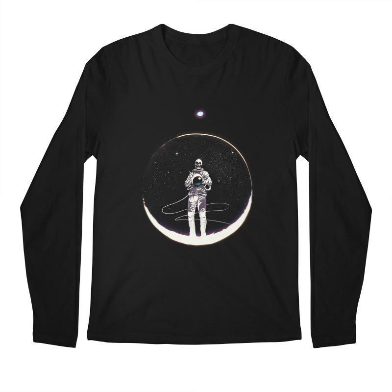 SPACE HEKOG Men's Regular Longsleeve T-Shirt by SPYKEEE's Artist Shop