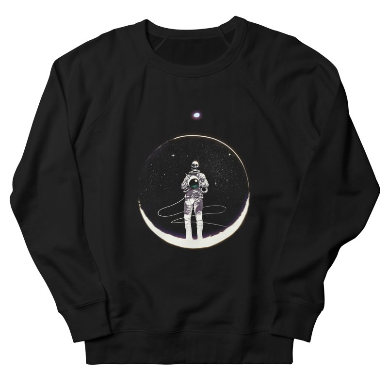 SPACE HEKOG Men's French Terry Sweatshirt by SPYKEEE's Artist Shop