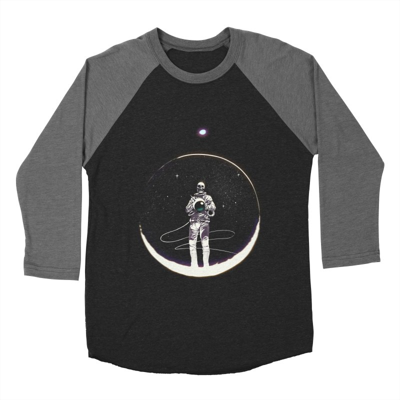SPACE HEKOG Men's Baseball Triblend T-Shirt by SPYKEEE's Artist Shop