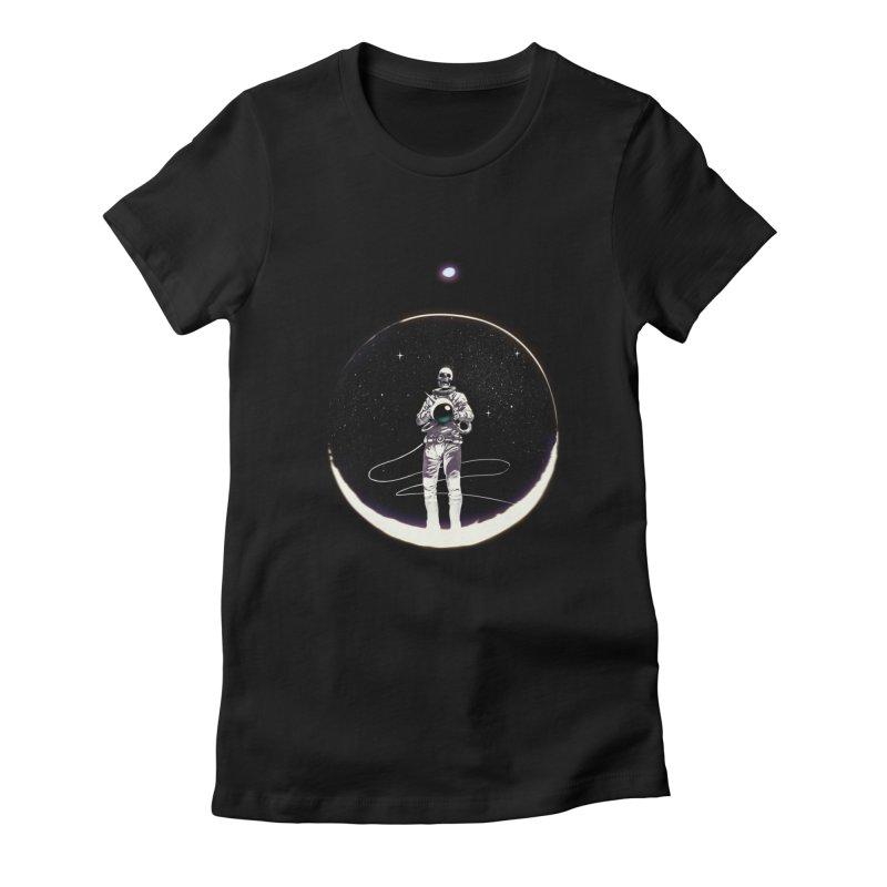 SPACE HEKOG Women's T-Shirt by SPYKEEE's Artist Shop