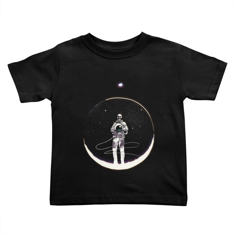 SPACE HEKOG Kids Toddler T-Shirt by SPYKEEE's Artist Shop