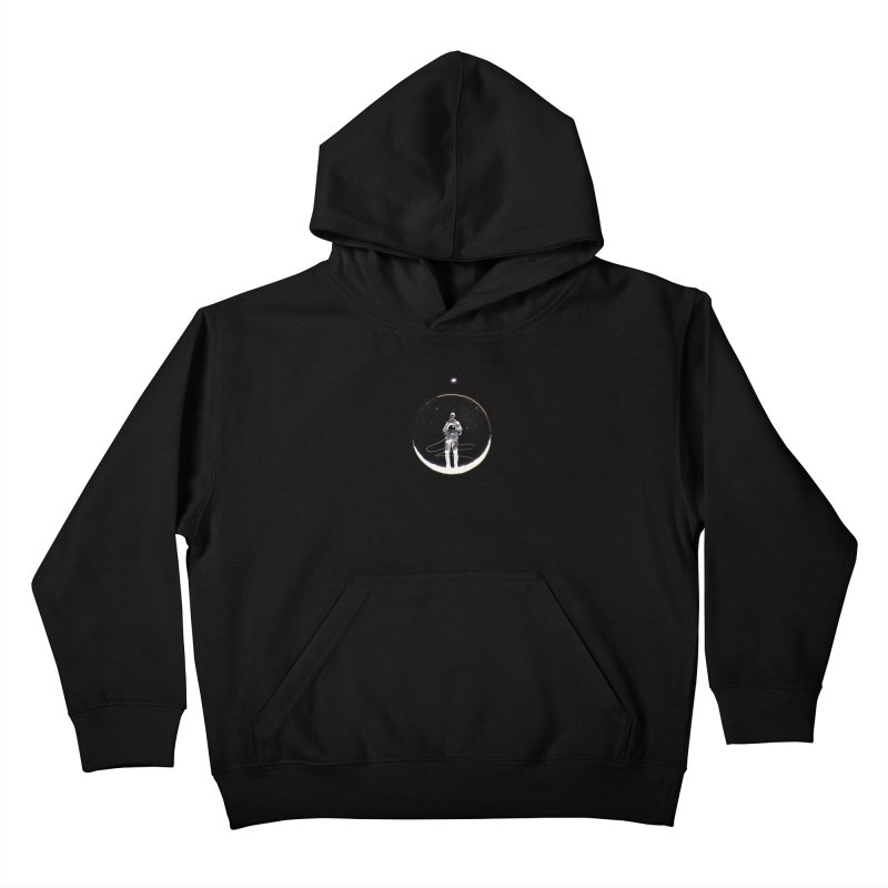 SPACE HEKOG Kids Pullover Hoody by SPYKEEE's Artist Shop